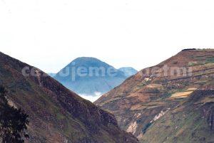 Ekvádor- cesta vlakem pod Chimborazo